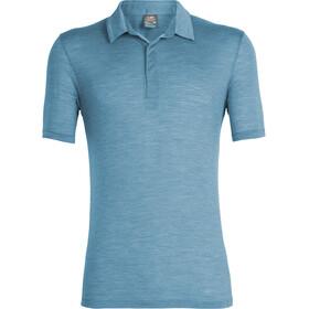 Icebreaker Solace t-shirt Heren blauw